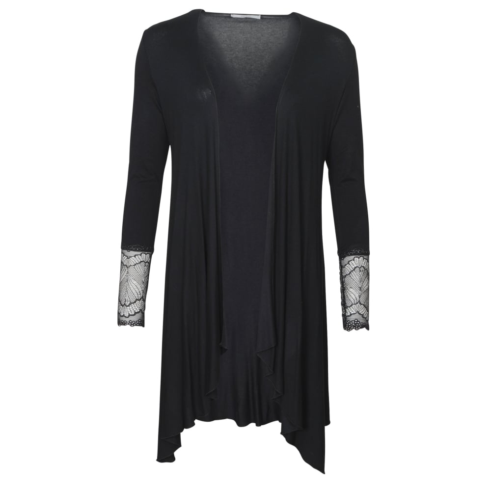Be Fun Longo lace cardigan - Departments from Malini UK
