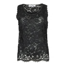 Penelope lace top