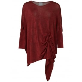 Siobhan gathered detail top