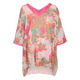 Katilin printed top