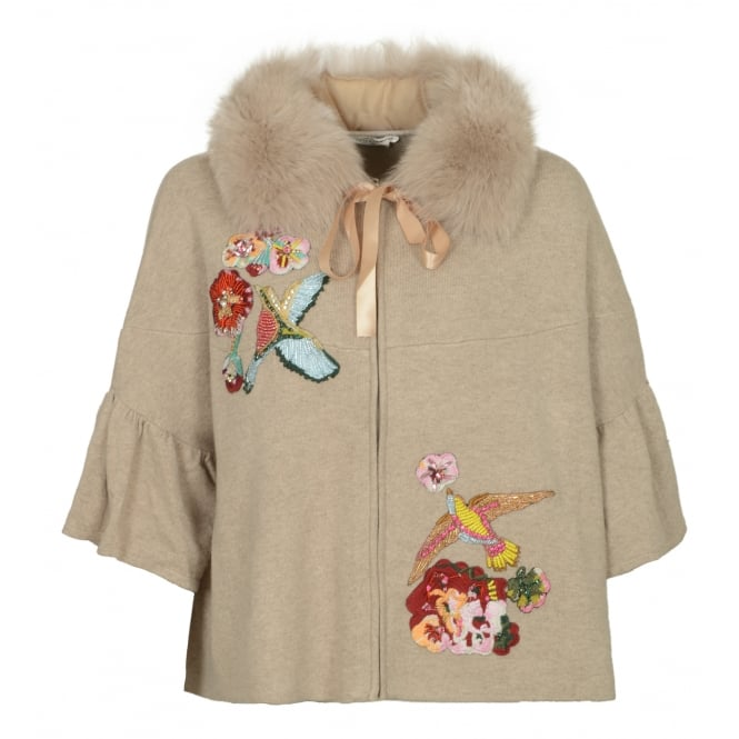 Interdee Montana embellished jacket