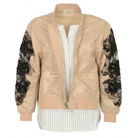 Nancy bomber jacket