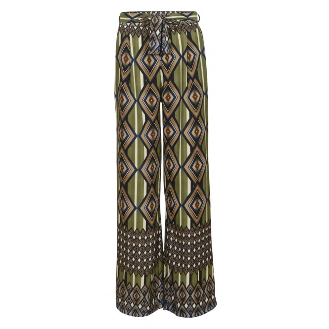 Jeff Gallano Prince art deco trousers