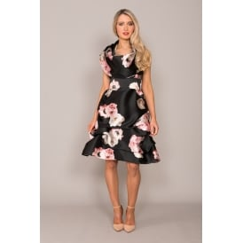 Arabella floral dress