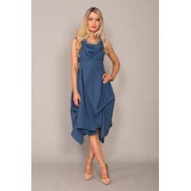 Bethany chambray dress