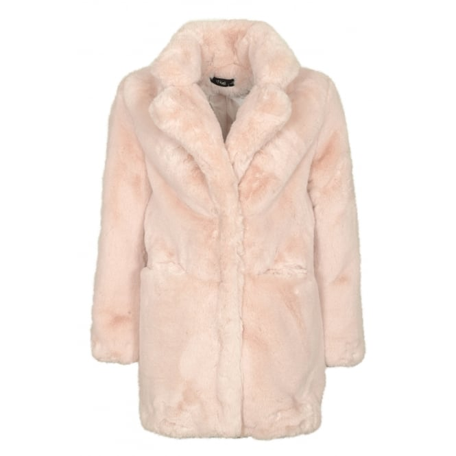 Malini Angie faux fur coat