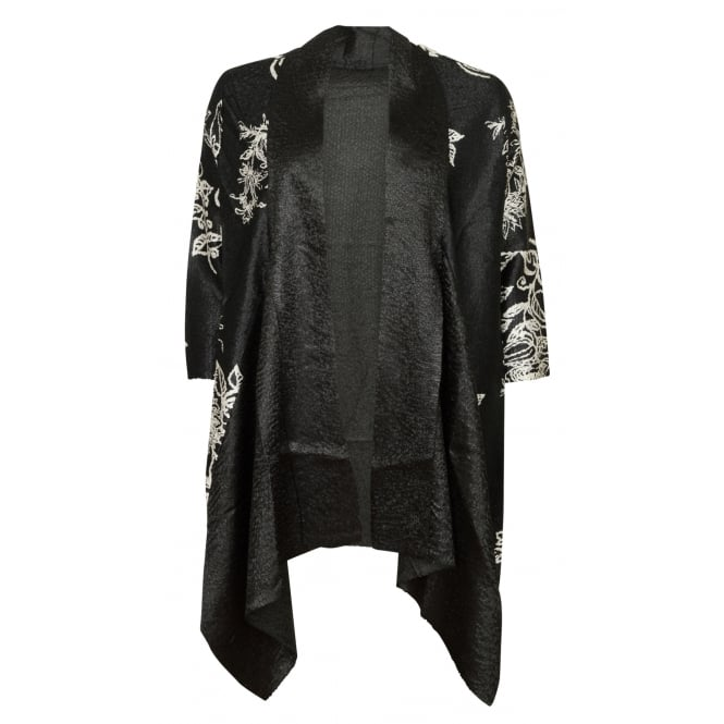 Malini Karina crushed jacket