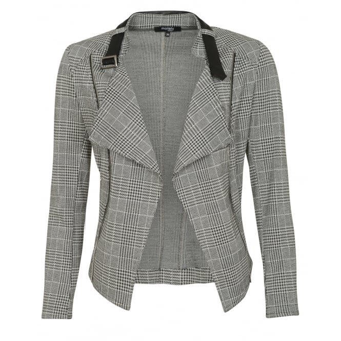 Malini Sienna check jacket