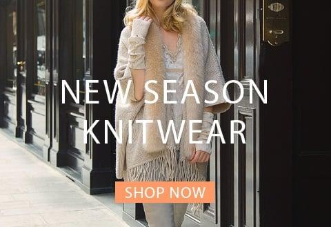 New season knitwear
