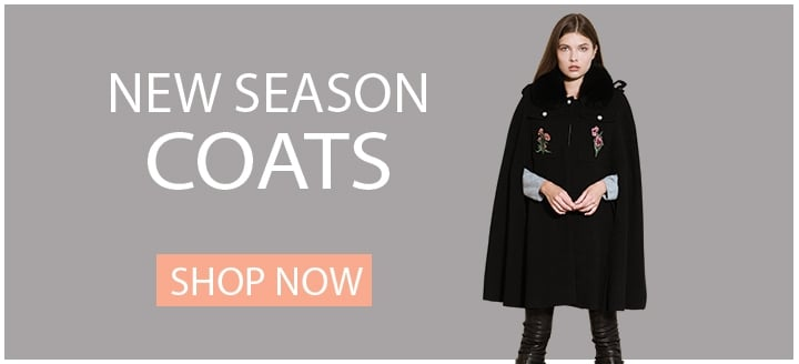 New Season Coats