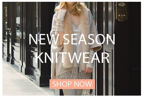 New season knitwear