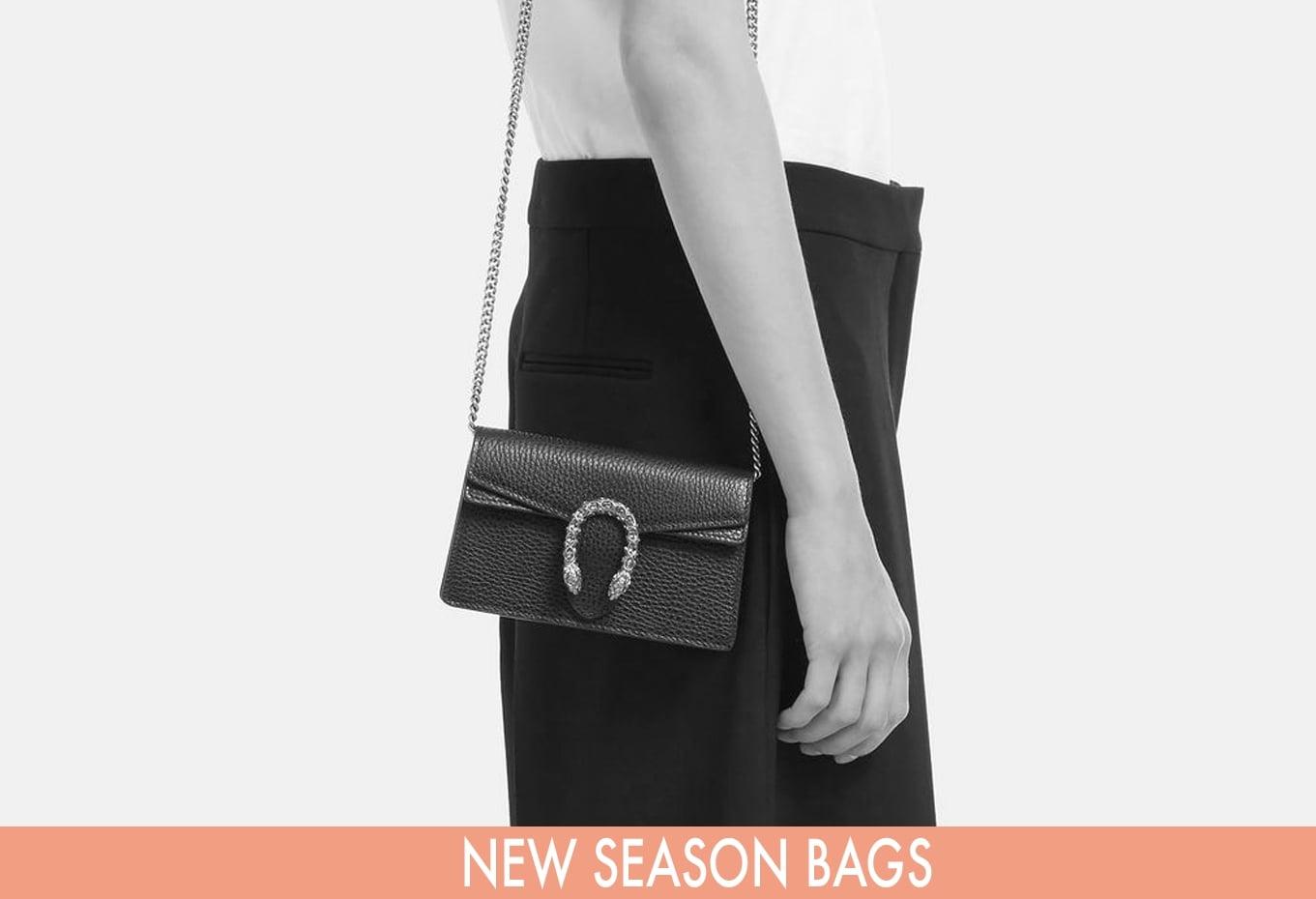 New season bags