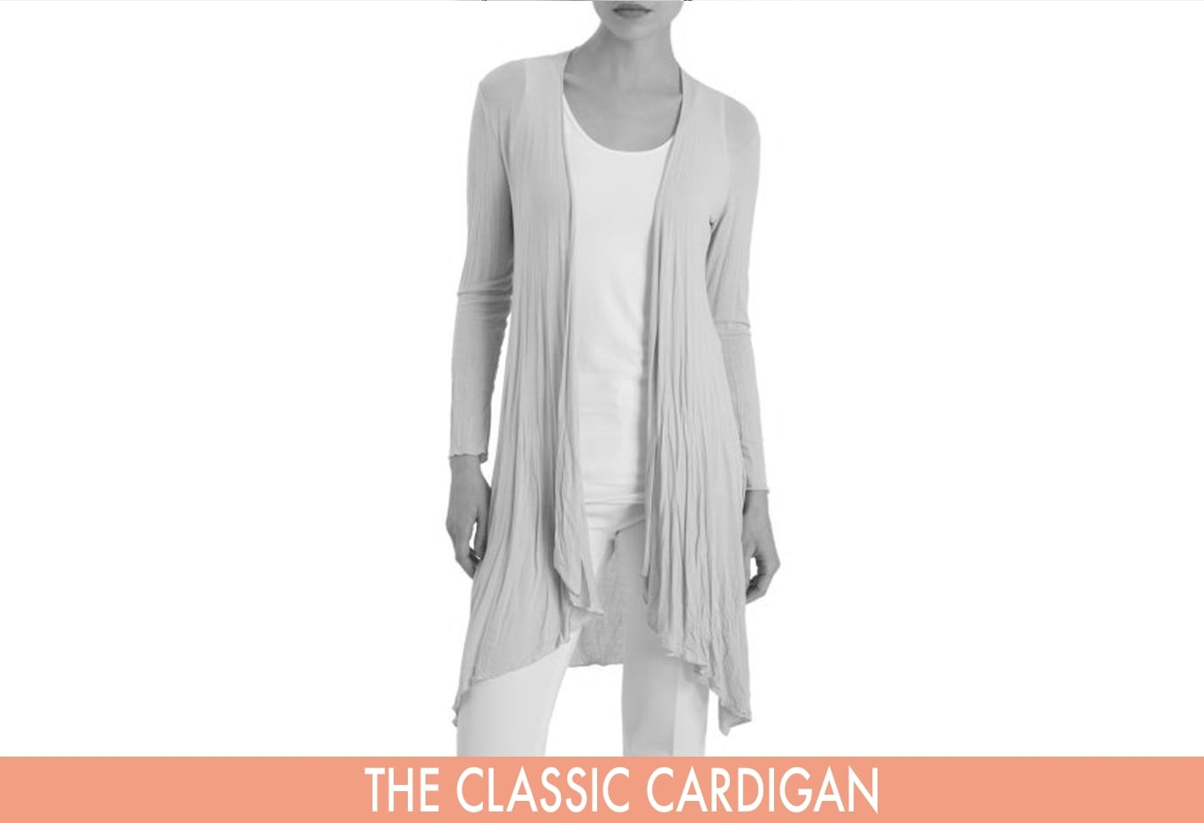 THE CLASSIC CARDIGAN