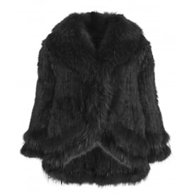 Avery fur jacket