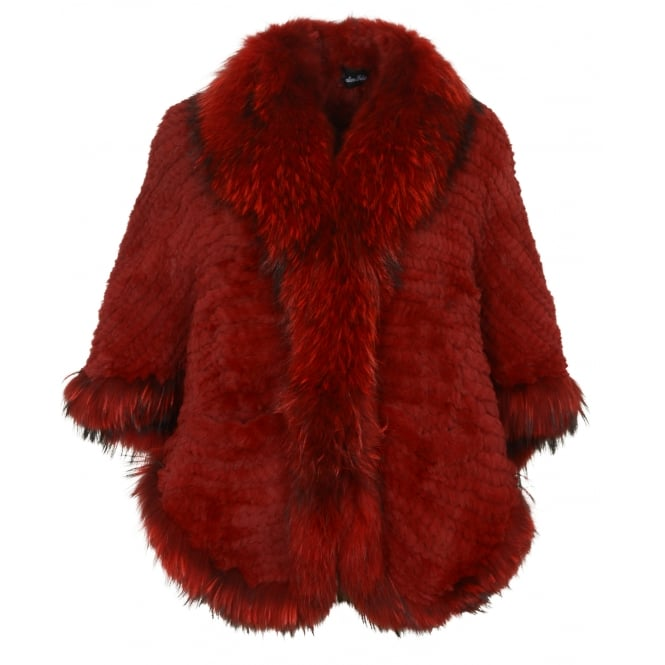 Sensation Folie Emilia fur cape