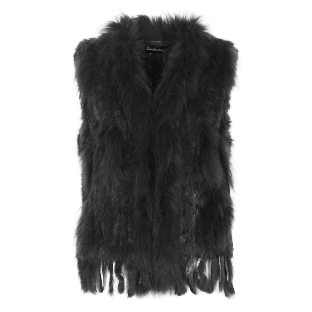 Sensation folie emmi short lapin fur gilet departments from malini uk - Folie fur holzmobel ...