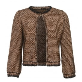 Michelle knitted jacket