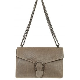 Lily large leather bag