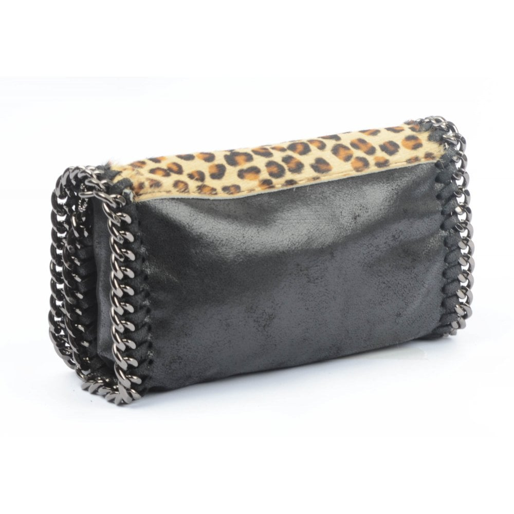 1853a224ff8c Vimoda Maggie small leopard bag - Departments from Malini UK